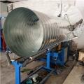 承接肇慶通風管道加工鍍鋅螺旋風管規格厚度大小