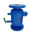 雙慶直通式ZPG-I不銹鋼316直通式反沖洗過濾器