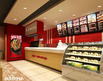 成都最专业快餐店装修设计公司 快餐店装修设计要点