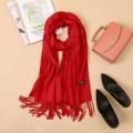 庆典用红围巾 祭祖红围巾 西安红围巾批发