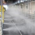 垃圾站養殖場噴霧除臭除臭氣設備