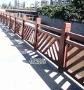 湖南仿木護欄水泥制作,湖南仿木欄桿廠家旅游景區圍欄