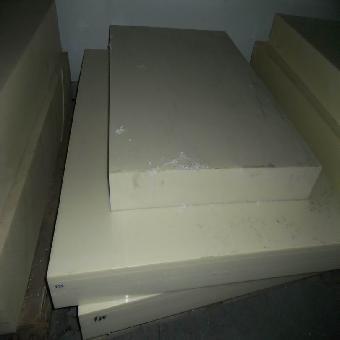 白色塑料板价格,白色pvc25厚板