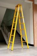 绝缘人字梯电工工程专用梯子人字梯玻璃钢绝缘梯1米2
