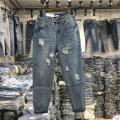 牛仔裤厂家直销云南怒江哪里有摆摊赶集夜市牛仔裤货源