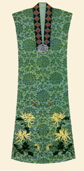 泉州古代服饰龙袍官服鉴定收售