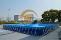 江西上饶支架水池移动式游泳池可定制
