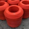 港口疏浚清淤工程塑料管道浮體保護水上管道增加浮力