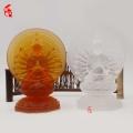 佛像琉璃大件工廠佛像定制琉璃千手觀音佛像擺件