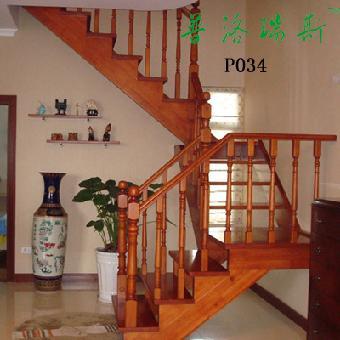 广州实木楼梯定制[普洛瑞斯]p034