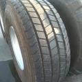 風力 445 75R22.5 寬基鋼絲輪胎 真空