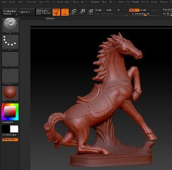 扫描图的处理和修补,各种传统佛像和木雕工艺品的制作流程及要点.