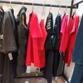 杭州一线品牌女装秋熠冬装新款羽绒服折扣尾货库存走份