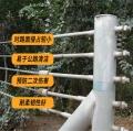 纜索景區護欄、大連景區專用隔離護欄