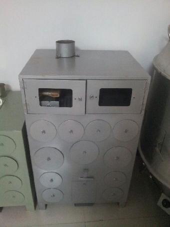 油桶改炉子过程制作