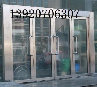通州区安装不锈钢玻璃门