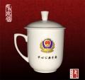 陶瓷禮品茶杯 景德鎮生產陶瓷辦公茶杯廠家