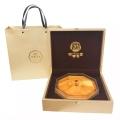 重慶木盒包裝廠,高檔木盒茶葉貼木紋紙木盒,木盒包裝