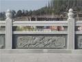 河道石欄桿 石雕護欄 花崗石欄桿價格