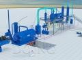 廢舊塑料煉油項目投資辦廠分析