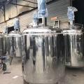 出售二手5000升不銹鋼反應釜安裝技術