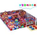 儿童游乐场设施 室内儿童拓展拓展培训器材