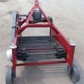四轮车带花生起果机、大型根茎作物收获机