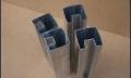 凹槽管价格,40*40双面凹槽管加工厂