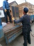 空心砖机托板船板厂家
