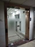 光明新区安装卷闸门防风防火防盗,公明办公室玻璃门