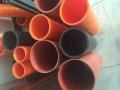 聚丙烯MPP电力管价格低质量优标准厚规格全轩驰厂家