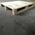 青岛木托盘尺寸大小可定做形式多样卡板抗压载重大