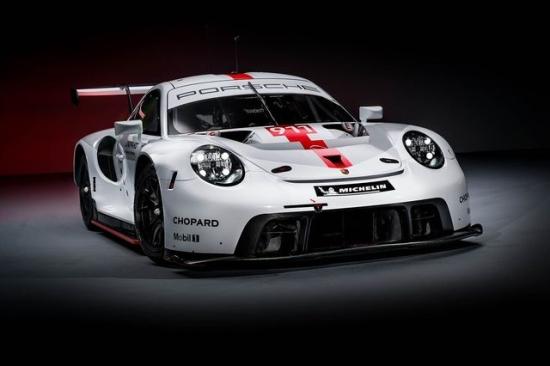 保时捷推911 RSR耐久赛车 出征WEC银石站