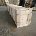 黄岛木箱加工电话 出口免熏蒸 木箱包装质量可靠
