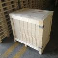 铁皮周转箱 加工定制 出口免熏蒸 物流木架价格低