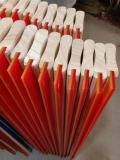 80度85度尖口丝印刮胶木柄刮刀广东厂家