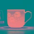 客户礼品茶杯定制,会议水杯办公茶杯