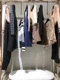 杭州品牌折扣女装进货折扣三彩羽绒服剪标尾货女装货源