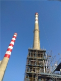 砼烟囱更换爬梯护网单位