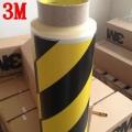 河北供应 3M 5702黑黄警示胶带 PVC材质