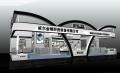 商业终端展示设计案例 新动力展览