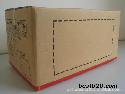 三门峡加工牛皮纸箱 五层加厚瓦楞纸箱 食品周转箱!