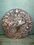 西安铝浮雕定做 西安铝板雕花厂家 西安铝板激光雕刻