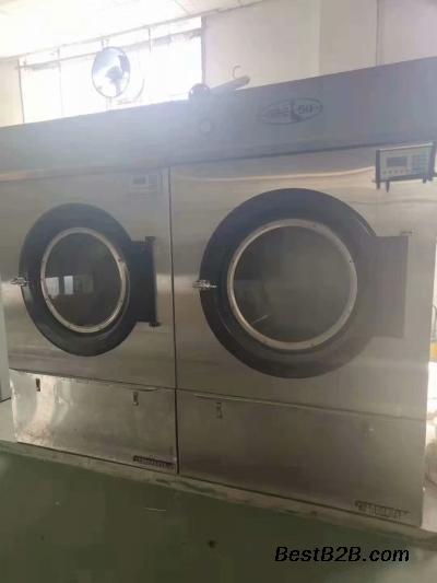 长治闲置50公斤川岛烘干机二手一吨锅炉着急转让处理