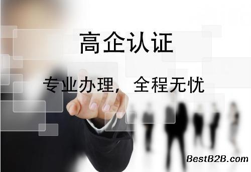 新高新技术企业认定