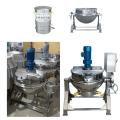 南宁专业蒸煮设备厂家批发销电加热夹层锅,燃气夹层锅