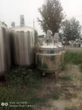 隆安县二手不锈钢搅拌罐产品供货商