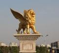 铜雕狮子铸造-铜雕狮子厂家-铜雕狮子价钱