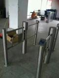 罗湖黄贝岭车站翼闸安装 工地人员管理门禁系统布线