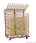 1000*700丝印干燥架 深圳丝印千层架厂家